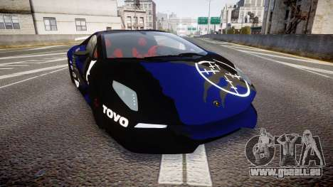 Lamborghini Sesto Elemento 2011 pour GTA 4