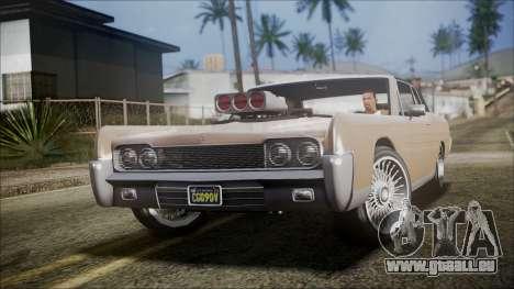 GTA 5 Vapid Chino IVF für GTA San Andreas