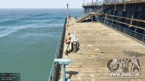 Fishing Mod 0.2.7 BETA für GTA 5