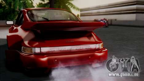 Porsche 911 Turbo (930) 1985 Kit A für GTA San Andreas Motor