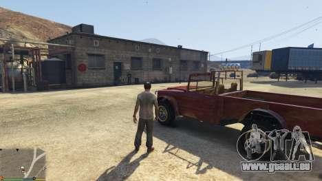 GTA 5 Trucking Missions 1.5 troisième capture d'écran