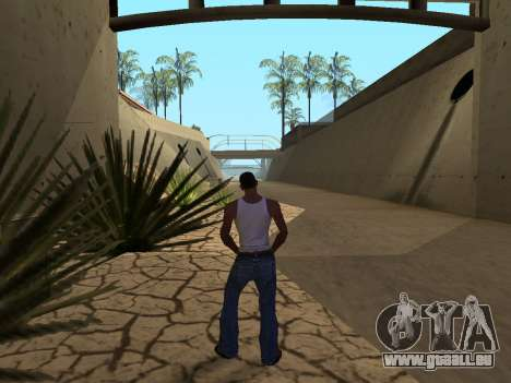 Ped.ifp-Animation Gopnik für GTA San Andreas her Screenshot