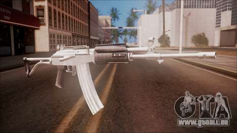Galil AR v1 from Battlefield Hardline pour GTA San Andreas
