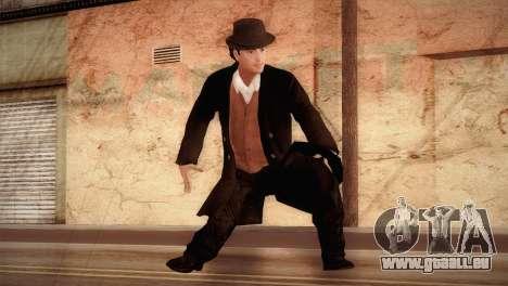 Dr. John Watson v2 pour GTA San Andreas
