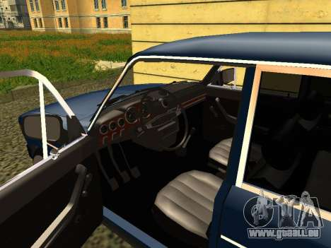 VAZ 21065 pour GTA San Andreas vue arrière