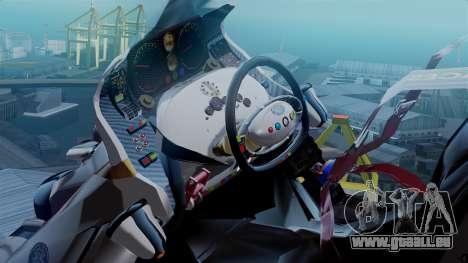 NRG Moto Jet Buzz Clean Model für GTA San Andreas zurück linke Ansicht