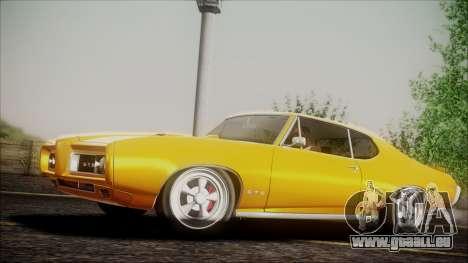 Pontiac GTO 1968 pour GTA San Andreas