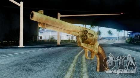 Red Dead Redemption Revolver Cattleman Sergio pour GTA San Andreas