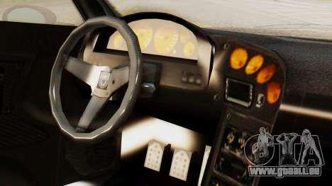 Pegassi Osyra Extra 2 pour GTA San Andreas vue de droite