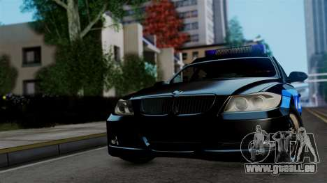 BMW 330i E46 YPX für GTA San Andreas