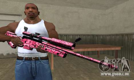 Lamen Sniper pour GTA San Andreas