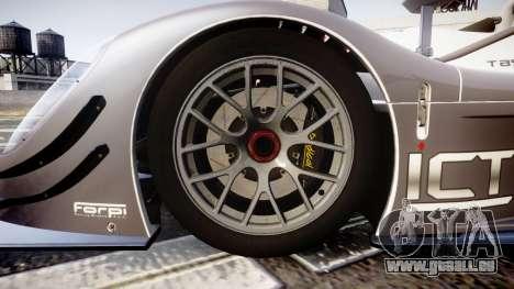 Radical SR8 RX 2011 [11] für GTA 4 Rückansicht