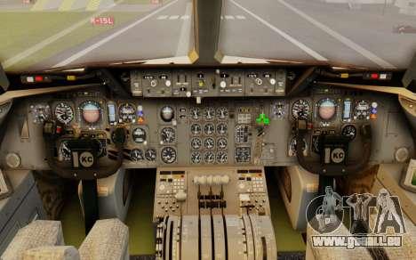 DC-10-30 Biman Bangladesh Airlines für GTA San Andreas rechten Ansicht