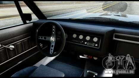 GTA 5 Vapid Chino Tuning v2 für GTA San Andreas rechten Ansicht