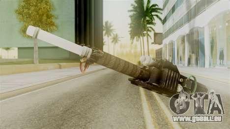 Ghostbuster Proton Gun für GTA San Andreas