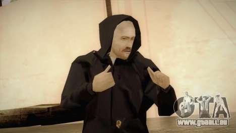 Söldner-mafia in der Kapuze für GTA San Andreas