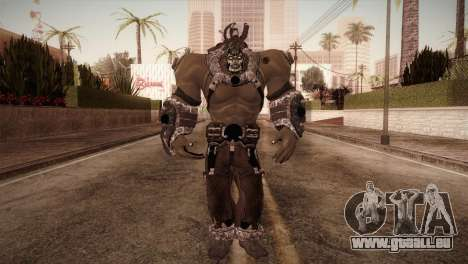 Bane Boss (Batman Arkham City) für GTA San Andreas zweiten Screenshot