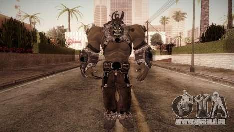 Bane Boss (Batman Arkham City) für GTA San Andreas zweiten Screenshot