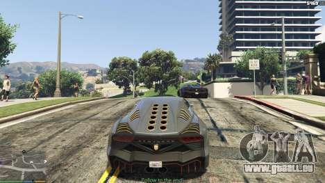 GTA 5 Drag Race 1.2a cinquième capture d'écran