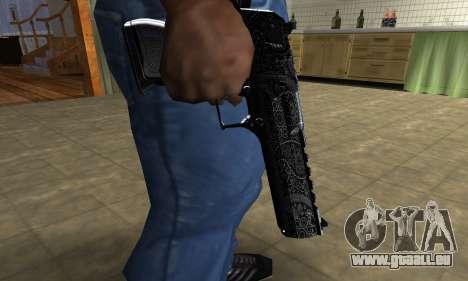 Desert Eagle für GTA San Andreas zweiten Screenshot