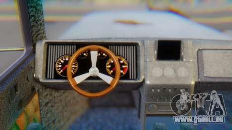 Linerunner PFR HD v1.0 für GTA San Andreas rechten Ansicht