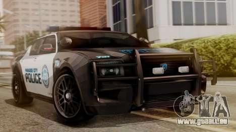 Hunter Citizen v1 IVF für GTA San Andreas