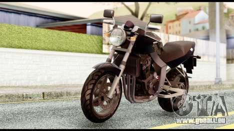 Ducati FCR-900 v4 für GTA San Andreas