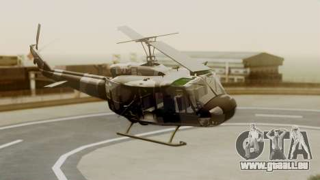 Bell UH-1 Paraguay pour GTA San Andreas