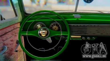 Chevrolet 3100 1951 Work für GTA San Andreas rechten Ansicht