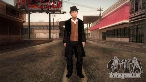 Dr. John Watson v2 pour GTA San Andreas deuxième écran