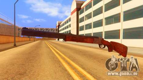 Atmosphere Rifle für GTA San Andreas