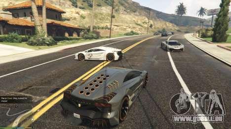 GTA 5 Drag Race 1.2a sixième capture d'écran