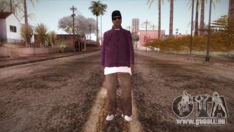 HD ballas3 Retextured für GTA San Andreas zweiten Screenshot