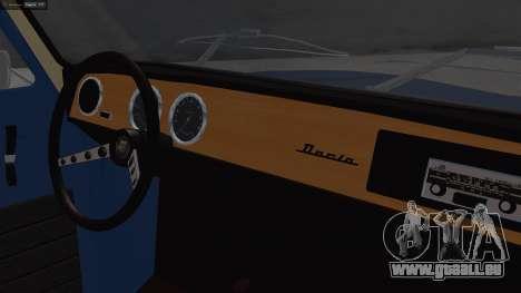 Dacia 1100 für GTA San Andreas rechten Ansicht