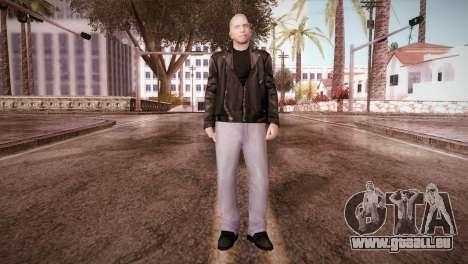 Fizruk pour GTA San Andreas deuxième écran