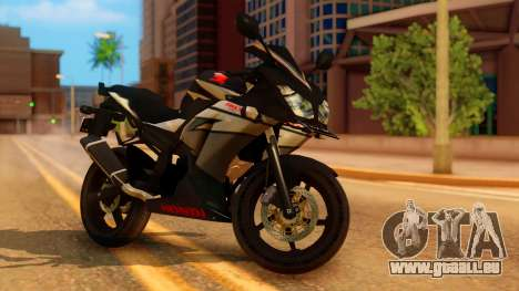 Honda CBR150R K45 pour GTA San Andreas