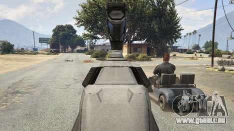 Halo 5 Light Rifle 1.0.0 für GTA 5