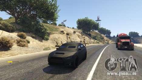 Nitro Mod (Xbox Joystick support) 0.7 pour GTA 5