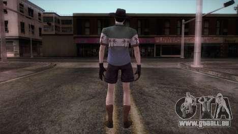Joker pour GTA San Andreas troisième écran