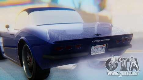 Invetero Coquette BlackFin v2 SA Plate für GTA San Andreas Motor