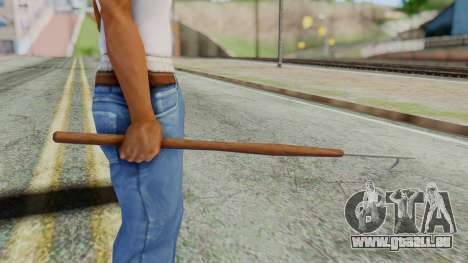 Hook from Silent Hill Downpour pour GTA San Andreas deuxième écran