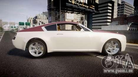 GTA V Enus Windsor für GTA 4 linke Ansicht