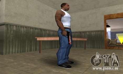 Totenkopf Deagle für GTA San Andreas zweiten Screenshot
