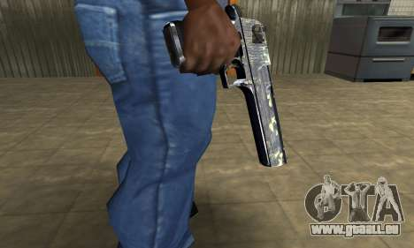 Flacon Deagle pour GTA San Andreas