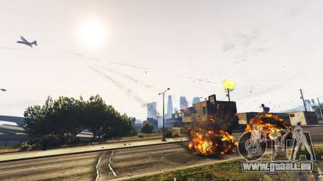 Air support v1.3 pour GTA 5