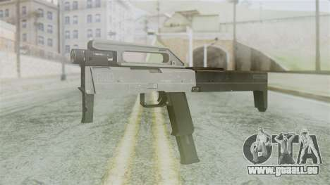 FMG-9 from Modern Warfare 3 pour GTA San Andreas