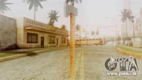 GTA 5 Hatchet v1 pour GTA San Andreas