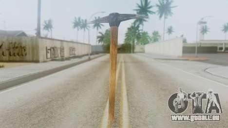 Red Dead Redemption Net für GTA San Andreas