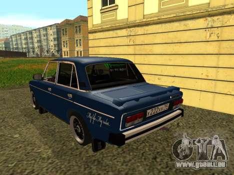 VAZ 21065 für GTA San Andreas rechten Ansicht