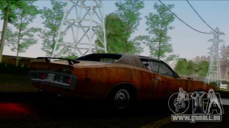 Dodge Charger Super Bee 426 Hemi (WS23) 1971 IVF für GTA San Andreas Motor